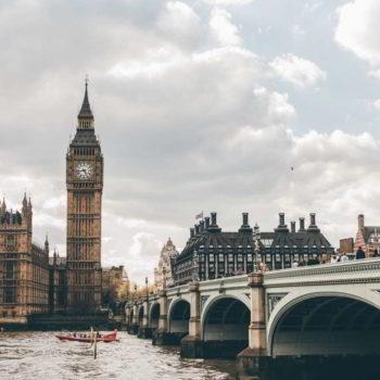 Trasferimento a Londra