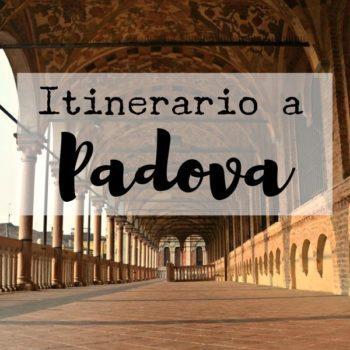 Itinerari Padova
